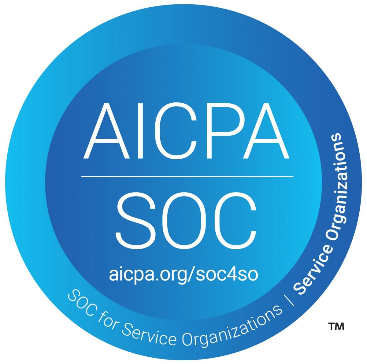 SOC 1 Type 2 accreditation