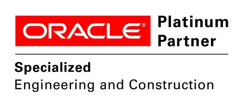 Oracle Specialized Partner for Engineering & Construction